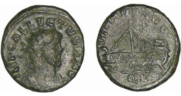Allectus - Antoninien (295-296, Camulodunum) - Galre
