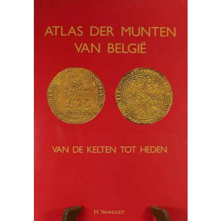 Atlas des monnaies de Belgique - H. Vanhoudt - 1996