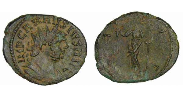 Carausius - Antoninien (286-287, Londres) - La Paix