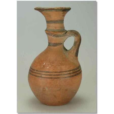 Chypre - Vase en terre cuite - IVme sicle av. J.-C.