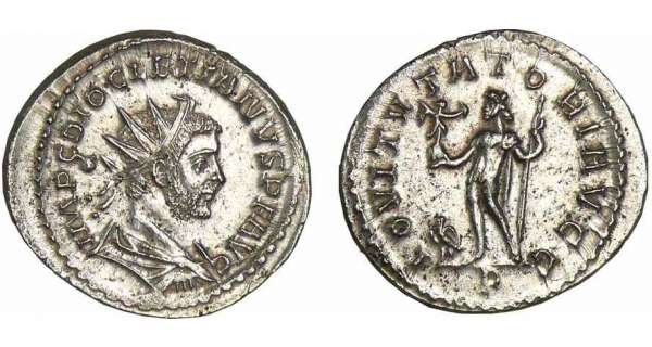 Diocltien - Aurlianus (285-286, Lyon)