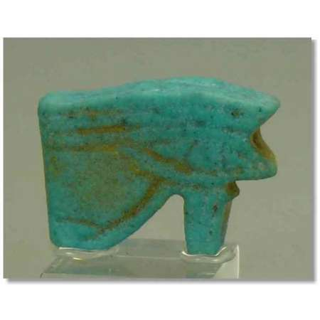 Egypte - Amulette en fritte - 663-332 av. J.-C.