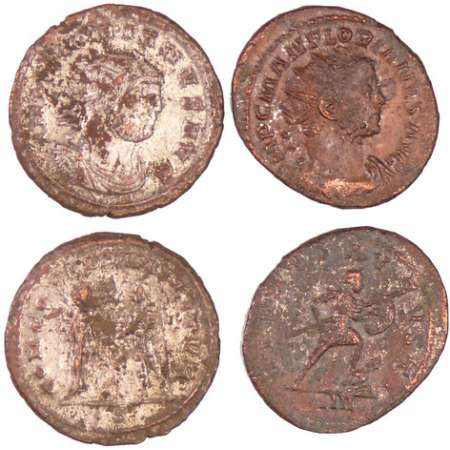 Florien - Aurélianus - Lot de 2 aurélianus
