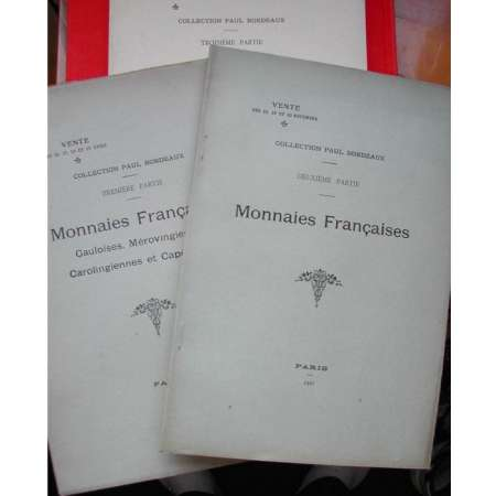 Les 3 volumes de la collection Paul Bordeaux - reli
