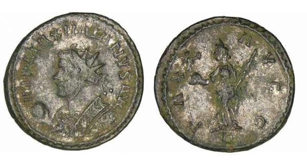 Maximien Hercule - Aurlianus (289-290, Lyon)