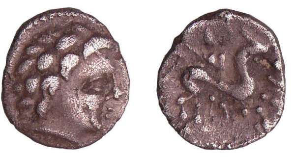 Pictons - Drachme