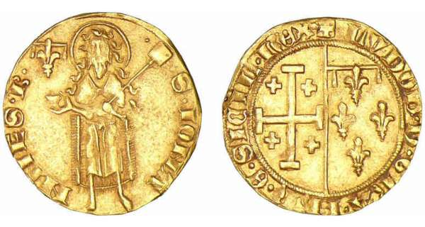 Provence - Louis II - Florin d'or