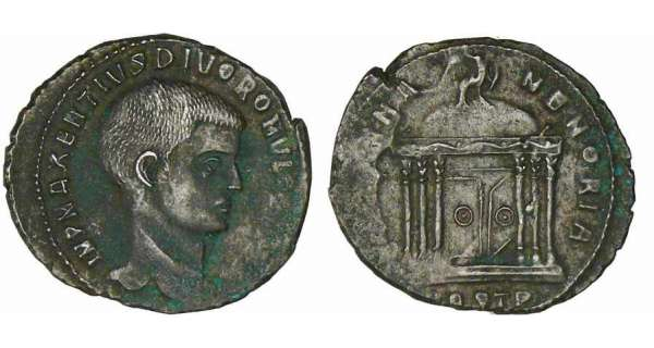 Romulus - Follis (Rome)