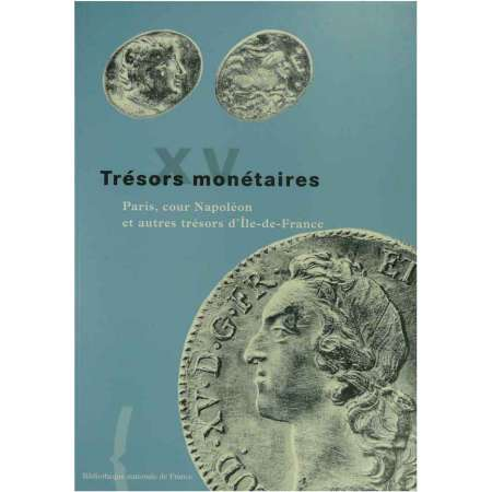 Trsors montaires numro XV - Bibliothque Nationale - 1995