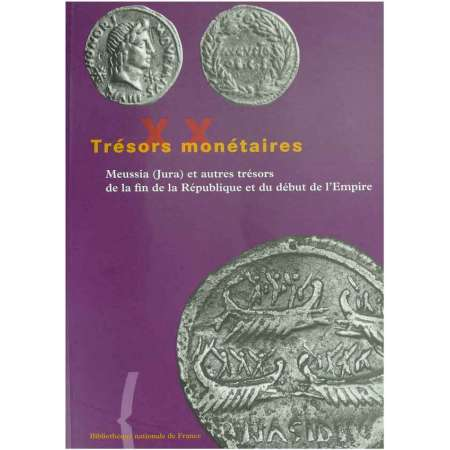 Trsors montaires numro XX - Bibliothque Nationale - 2002