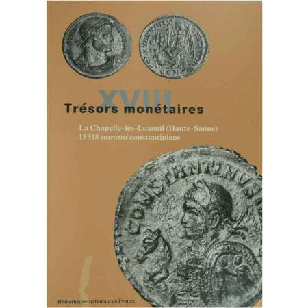 Trsors montaires numro XVIII - Bibliothque Nationale - 1999